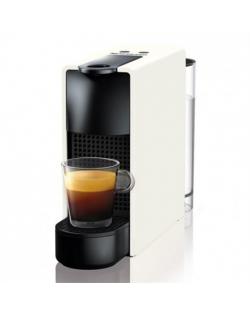 NESPRESSO Coffee maker Essenza Mini Pump pressure 19 bar, Capsule coffee machine, 1200 W, White