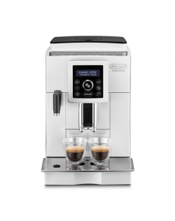 Delonghi Coffee Maker ECAM 23.460.W Pump pressure 15 bar, Built-in milk frother, Fully Automatic, 1450 W, White