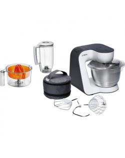 Bosch MUM5 Start Line universal Orange, Silver, Tran, 800 W, Blender, Buttons