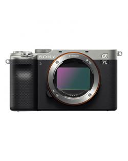 Sony Full-frame Mirrorless Interchangeable Lens Camera Alpha A7C Mirrorless Camera body, 24.2 MP, ISO 102400, Display diagonal 3