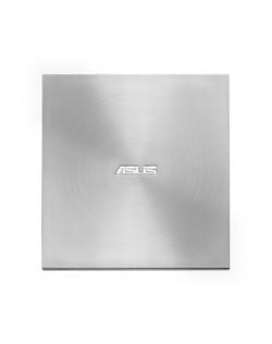 Asus SDRW-08U7M-U Interface USB 2.0, DVD±RW, CD read speed 24 x, Silver, CD write speed 24 x, Desktop/Notebook