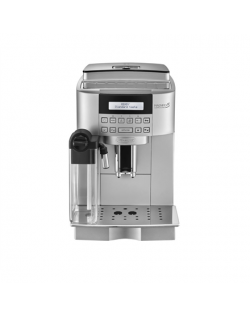 Delonghi Coffee maker ECAM22.360S Pump pressure 15 bar, Built-in milk frother, Fully automatic, 1450 W, Silver