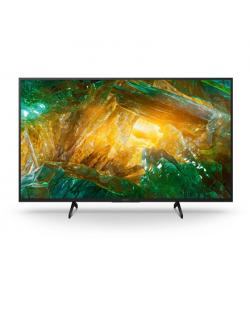 """Sony KD-43XH8096 43"""" (108cm), Smart TV, Android, 4K UHD, 3840 x 2160 pixels, Wi-Fi, DVB-T/T2/C/S/S2, Black"""