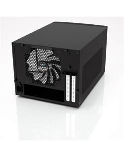 Fractal Design NODE 304 2 - USB 3.0 (Internal 3.0 to 2.0 adapter included)1 - 3.5mm audio in (microphone)1 - 3.5mm audio out (he