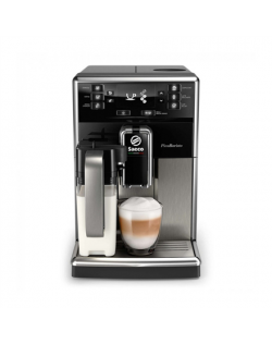 Saeco PicoBaristo Coffee maker SM5479/10 Pump pressure 15 bar, Built-in milk frother, Fully Automatic, 1850 W, Black