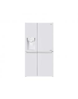 LG Refrigerator GSJ761SWXZ Free standing, Side by Side, Height 179 cm, A++, No Frost system, Fridge net capacity 405 L, Freezer
