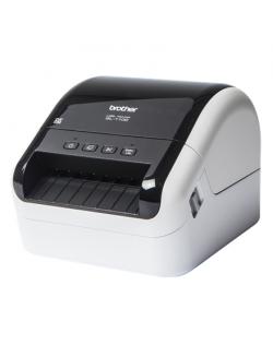 Brother QL1100 Mono, Thermal, Label Printer, Grey/ Black