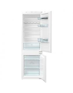 Gorenje Refrigerator RKI4182E1 Energy efficiency class F, Built-in, Combi, Height 177.2 cm, Fridge net capacity 189 L, Freezer n
