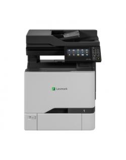 Lexmark Multifunction Color Laser Printer CX725de Colour, Laser, Multifunction Color Laser Printer, A4, 47 ppm, 10,100,1000 Mbit