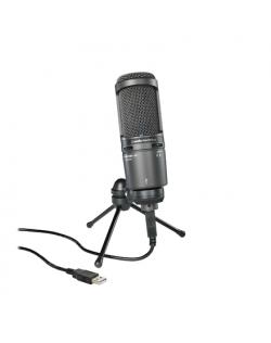 Audio Technica Turntable AT2020USB Black