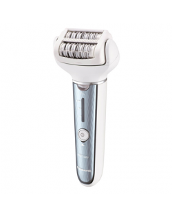 Panasonic Epilator ES-EL2A-A503 Number of speeds 3, Number of intensity levels 3, Operating time 30 min, Grey/ white