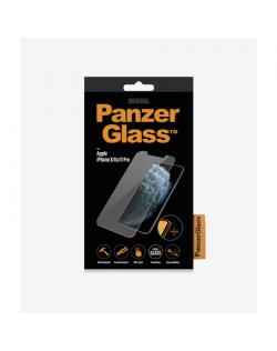 PanzerGlass 2661 Screen Protector, iPhone, X/XS, Tempered glass, Transparent
