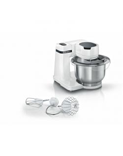Bosch MUM Serie Kitchen Machine MUMS2EW00 White, 700 W, Number of speeds 4, 3.8 L