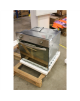 SALE OUT. Candy Oven FCS100X 71 L, A, Electric, Manual, Rotary knobs, Height 60 cm, Width 60 cm, Stainless steel, NOT ORIGINAL P
