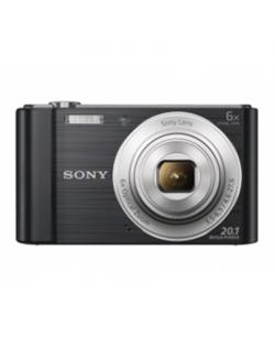Sony Cyber-shot DSC-W810 Compact camera, 20.1 MP, Optical zoom 6 x, Digital zoom 48 x, Image stabilizer, ISO 800, Display diagon
