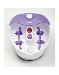 Mesko Foot massager MS 2152 Number of accessories included 3, White/Purple
