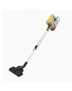 Adler Vacuum Cleaner AD 7036 Corded operating, Handstick and Handheld, 800 W, Operating radius 7 m, Yellow/Grey, Warranty 24 mon