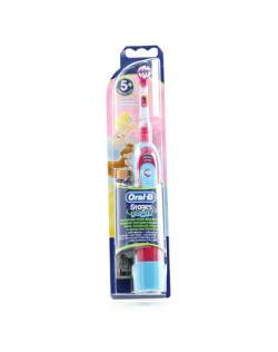 Oral-B Electric toothbrush Oral-B DDB4.510K Battery operated, For kids, Number of brush heads included 1, Number of teeth brushi