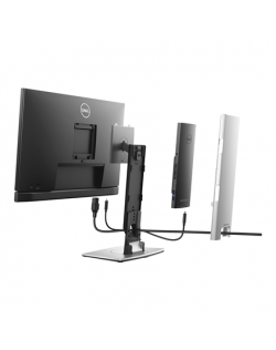 Dell OptiPlex 3090 Ultra Desktop PC, AIO, Intel Core i3, i3-1115G4, Internal memory 8 GB, DDR4, SSD 256 GB, Intel UHD, No Optica