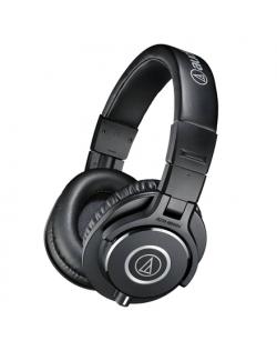 Audio Technica ATH-M40X 3.5mm (1/8 inch), Headband/On-Ear, Black