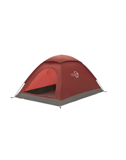Easy Camp Comet 200 Tent, Burgundy Red