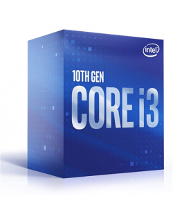 Intel i3-10300, 3.7 GHz, LGA1200, Processor threads 8, Packing Retail, Processor cores 4, Component for PC