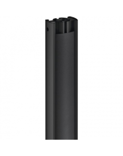 Vogels PUC2515 Pole Large CONNECT-IT 1500mm length, Maximum weight (capacity) 80 kg, Black