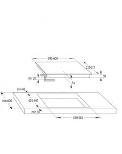 Teltonika DIN rail mounting kit PR5MEC11