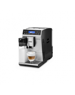 Delonghi Coffee maker ETAM 29.660.SB Pump pressure 15 bar, Built-in milk frother, Fully automatic, 1450 W, Silver
