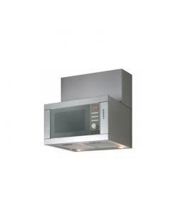 Hood CATA Chorus Wall mounted, Width 60 cm, 400 m³/h, Inox, Energy efficiency class E, 62 dB