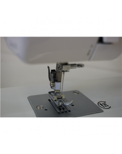 SALE OUT. Singer Sewing Machine Promise 1408 Number of stitches 8, Number of buttonholes 1, White, USED, SCRATCHED