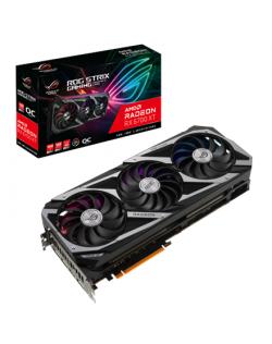 Asus ROG-STRIX-RX6700XT-O12G-GAMING AMD, 12 GB, Radeon RX 6700 XT, GDDR6, PCI Express 4.0, HDMI ports quantity 1