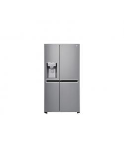 LG Refrigerator GSJ960PZBZ Energy efficiency class F, Free standing, Side by Side, Height 179 cm, No Frost system, Fridge net ca