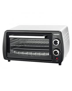 Mesko Electric oven MS 6004 12 L, Table top, Black/ grey, 1000 W