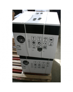 SALE OUT. Edesa Oven EOE 4520 X 40 L, Multifunctional, Easy To Clean, Mechanical, Height 45.6 cm, Width 59.5 cm, Black/Stainless