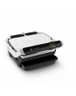 TEFAL Grill GC750D OptiGrill Elite Contact grill, 2000 W, Stainless steel