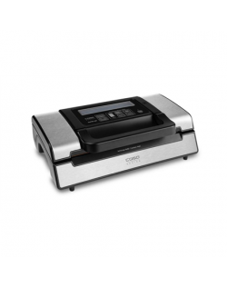 Caso Professional Vacuum sealer FastVAC 500 Power 130 W, Temperature control, Stainless steel