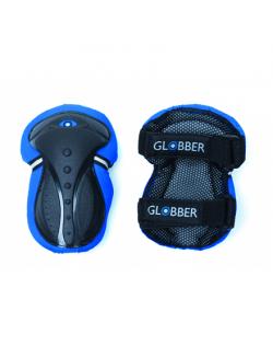 GLOBBER Scooter Protective Pads Junior XXS Range A (25 kg), Blue