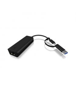 Raidsonic USB 3.0 Type-C to 2.5 Gigabit Ethernet adapter IB-LAN300-C3
