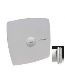 CATA Bath extraction X-MART 10 MATIC T Diameter 100 mm, Suction capacity 98 m³/h, Type of extraction Perimeter, Power consumptio