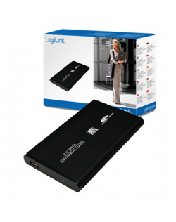 "Logilink UA0040B 2.5"", IDE, USB 2.0"