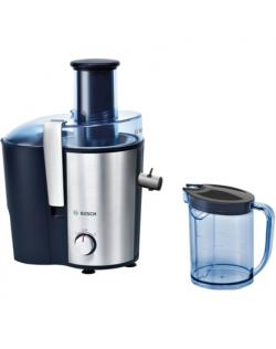 Bosch Juicer MES3500 Type Centrifugal juicer, Black/Silver, 700 W, Extra large fruit input, Number of speeds 2