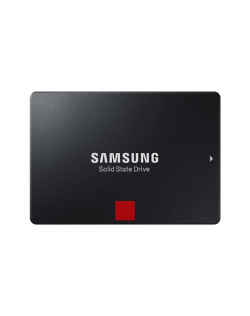 """Samsung 860 PRO 512 GB, SSD form factor 2.5"""", SSD interface SATA, Write speed 530 MB/s, Read speed 560 MB/s"""