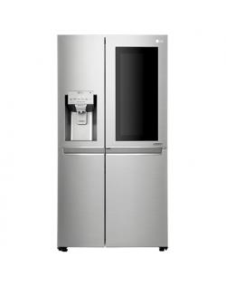LG Refrigerator GSX961NSAZ Energy efficiency class F, Free standing, Side by Side, Height 179 cm, No Frost system, Fridge net ca