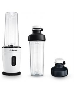 Bosch VitaStyle Mixx2Go Blender MMBM401W Tabletop, 350 W, Jar capacity 0.5 L, Ice crushing, White