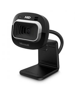 Microsoft T4H-00004 LifeCam HD-3000 for Business 720p, Black