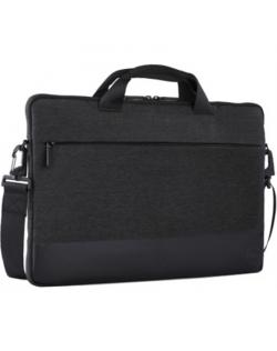 "Dell Professional 460-BCFM Fits up to size 14 "", Grey/Blue, Shoulder strap, Sleeve"