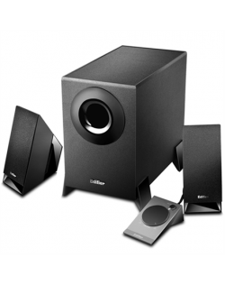 Edifier M1360 Speaker type 2.1, 3.5mm, Black, 8.5 W