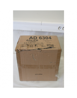 SALE OUT. Adler Convection oven AD 6304 Power 1300 W, Capacity (max) 12 L, White, DAMAGED PACKAGING