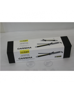 SALE OUT. Carrera 537 Hair Curler, Silver/Black Carrera 537 Hair Curler Warranty 36 month(s), Silver/Black, DEMO,UNUSED, LED dis